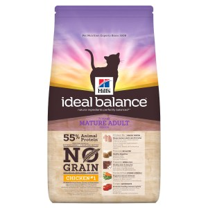Hills-Ideal-Balance-Mature-Adult-No-Grain-Cat-Food